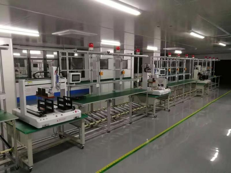 分析柔性输送线系统在饮料行业中的应用